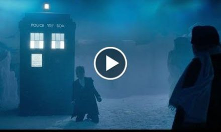Three Doctors! Steven Moffat introduces Twice Upon A Time – Doctor Who
