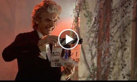 Peter Capaldi On Filming His Regeneration Episode – Doctor Who