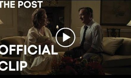 THE POST OFFICIAL 'REBELLION' CLIP