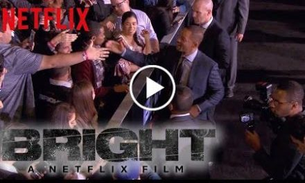 Bright  LA Premiere [HD]  Netflix