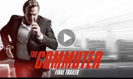 The Commuter (2018 Movie) Final Trailer  Liam Neeson, Vera Farmiga, Patrick Wilson