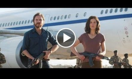 Entebbe Official Film Trailer – Rosamund Pike, Daniel Brhl [HD]