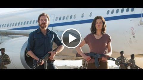 Entebbe Official Film Trailer – Rosamund Pike, Daniel Brhl [HD]
