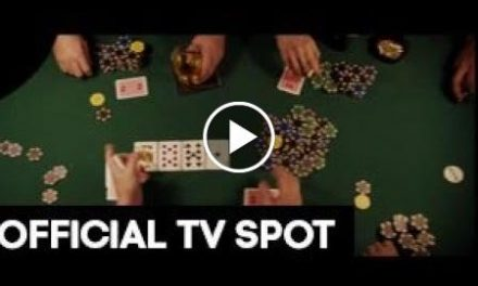 MOLLY'S GAME OFFICIAL 10″ REVIEW TRAILER – Jessica Chastain, Idris Elba [HD]