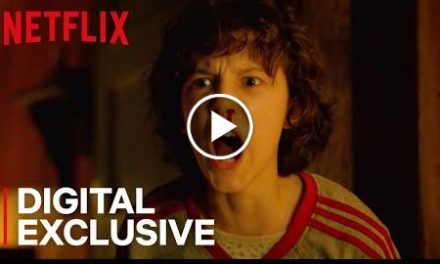 Eleven Gets a Visit from the Hormone Monstress  Digital Exclusive  Netflix