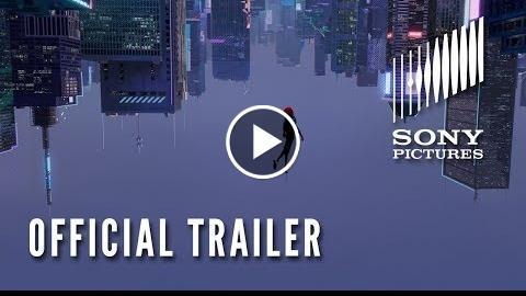 SPIDER-MAN: INTO THE SPIDER-VERSE  International Teaser Trailer