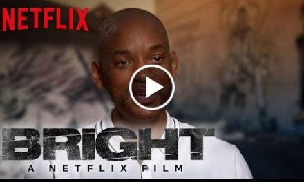 Bright: The Action  Netflix