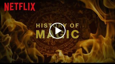Bright  History of Magic  Netflix