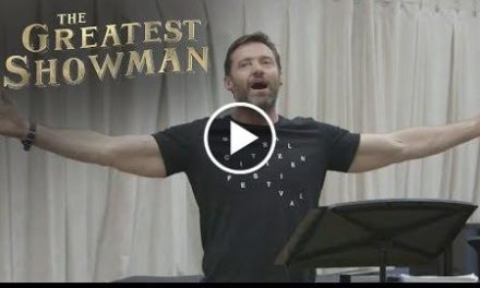 "The Greatest Showman  ""From Now On"" with Hugh Jackman  20th Century FOX"