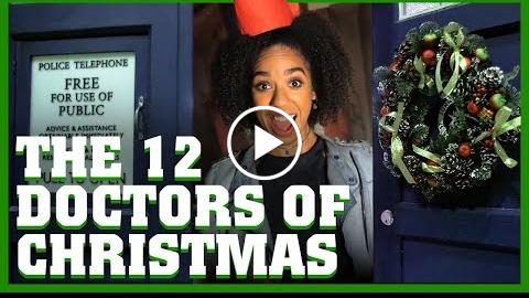 The 12 Doctors of Christmas – Doctor Who