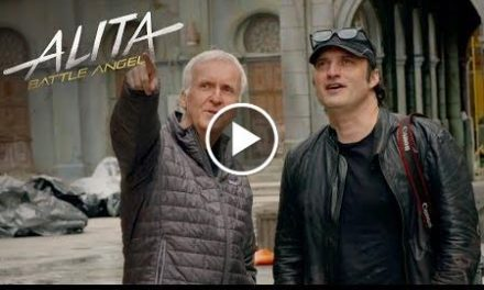 Alita: Battle Angel  Behind the Scenes with James Cameron and Robert Rodriguez  20th Century FOX