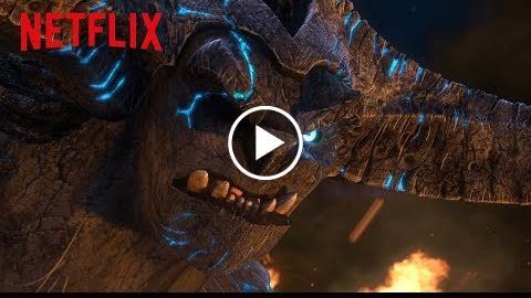 Trollhunters Part 2  Exclusive Clip [HD]  Netflix