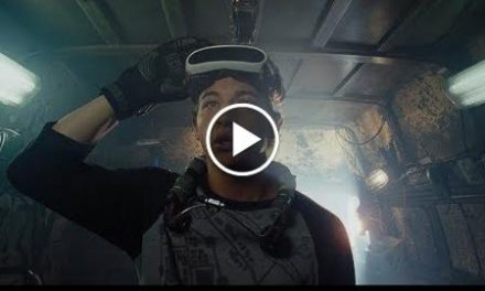 READY PLAYER ONE – Official Trailer 1 [HD]