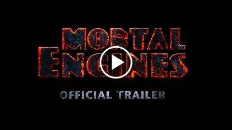 Mortal Engines Official Teaser Trailer [HD]