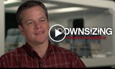 "Downsizing (2017) – ""What is Downsizing?"" Featurette – Paramount Pictures"