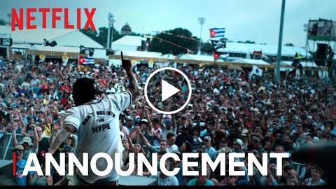 Rapture  Announcement [HD]  Netflix