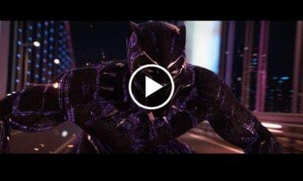 Marvel Studios' Black Panther – 'Kinetic Energy' Clip