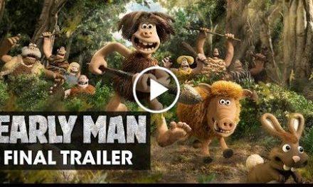 Early Man (2018 Movie) Official Final Trailer – Eddie Redmayne, Tom Hiddleston, Maisie Williams