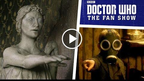 Steven Moffat On Writing For Doctor Who, Weeping Angels & MORE! – Doctor Who: The Fan Show
