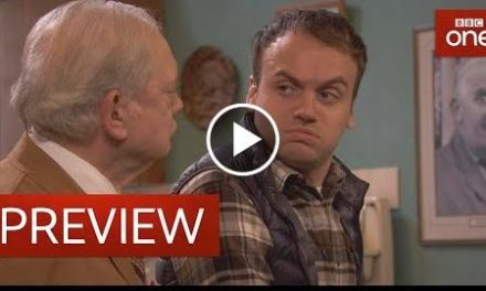 What's inside the mystery tin? – Still Open All Hours: Series 4 Episode 4 Preview – BBC One