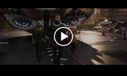 Marvel Studios Black Panther – Wakanda Revealed Spot
