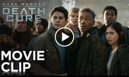 "Maze Runner: The Death Cure  ""The Wall"" Clip  20th Century FOX"
