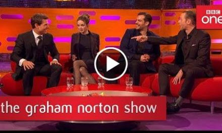 Tom Cruise & Simon Pegg teased Henry Cavill while filming – The Graham Norton Show – BBC One