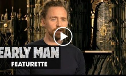Early Man (2018) Featurette The Voices Inside – Eddie Redmayne, Tom Hiddleston, Maisie Williams