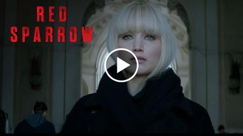 """Red Sparrow  """"A Sparrow Knows"""" TV Commercial  20th Century FOX"""