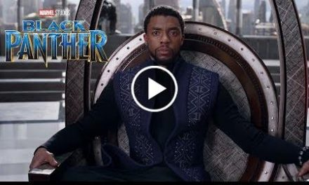 "Marvel Studios' Black Panther – ""Rise"" Spot – HD"