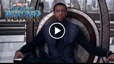 "Marvel Studios' Black Panther – ""Rise"" Spot – HD"
