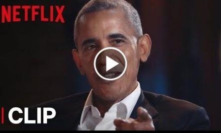 "Clip: Why President Obama ""stays in the pocket"" with his dad moves [HD]  Netflix"