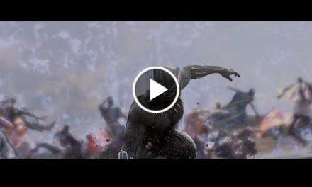 Marvel Studios' Black Panther – War TV Spot