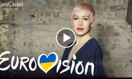 SuRie sings Storm – Eurovision 2018 contestants