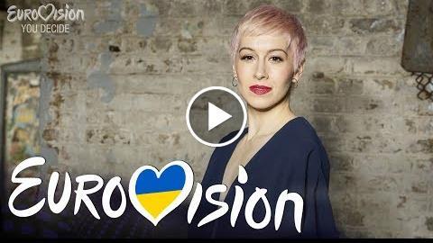 SuRie sings Storm – Eurovision 2018 contestants