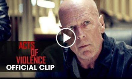 Acts of Violence (2018 Movie) Official Clip Good News – Bruce Willis