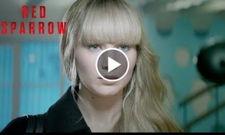 "Red Sparrow  ""You Will Be Trained"" TV Commercial  20th Century FOX"