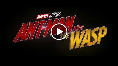 ANT-MAN AND THE WASP – Teaser Trailer – Official UK Marvel  HD