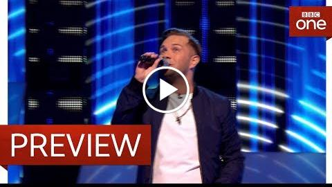 Karl Lewis performs for The 100 – All Together Now: Episode 2 Preview – BBC One