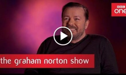Ricky Gervais has a grievance with Graham – Graham Norton's Good Guest Guide: Preview – BBC One
