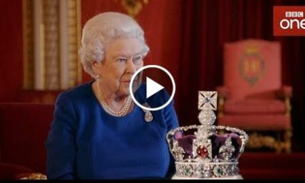 The story of the Imperial State Crown – The Coronation – BBC One