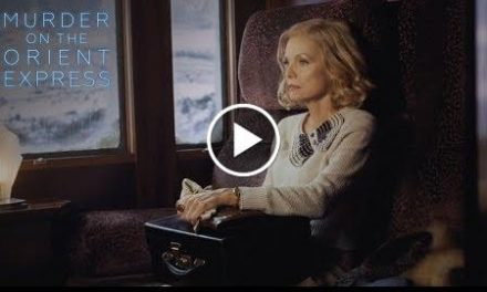"Murder on the Orient Express  ""Never Forget"" Performed by Michelle Pfeiffer  20th Century FOX"