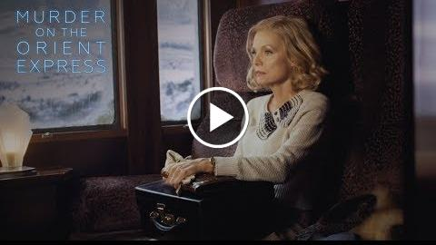 """Murder on the Orient Express  """"Never Forget"""" Performed by Michelle Pfeiffer  20th Century FOX"""