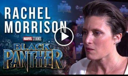 Cinematographer Rachel Morrison at Marvel Studios' Black Panther World Premiere Red Carpet
