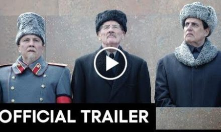 THE DEATH OF STALIN – BUSCEMI, ISAACS, PALIN, WHITEHOUSE, FRIEND, RISEBOROUGH, PALIN, BEALE, TAMBOR