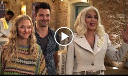 Mamma Mia! Here We Go Again – Grammys Spot