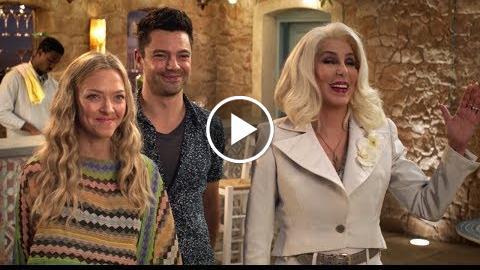 Mamma Mia! Here We Go Again – Grammys Spot
