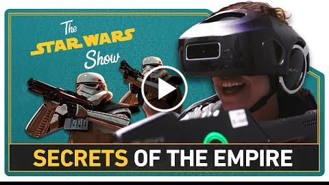 Inside Secrets of the Empire with David S. Goyer, the New runDisney Dark Side Medals, and More!