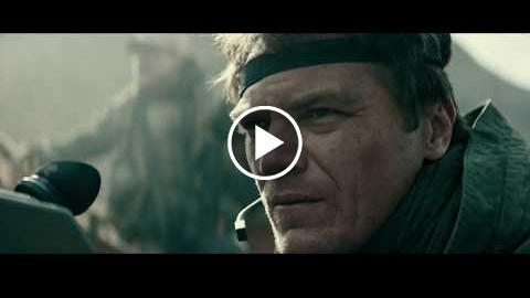 12 STRONG – Michael Shannon BTS :60 (Now Playing)