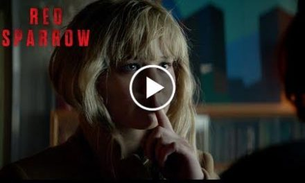 "Red Sparrow  ""You Are Very Dangerous"" TV Commercial  20th Century FOX"